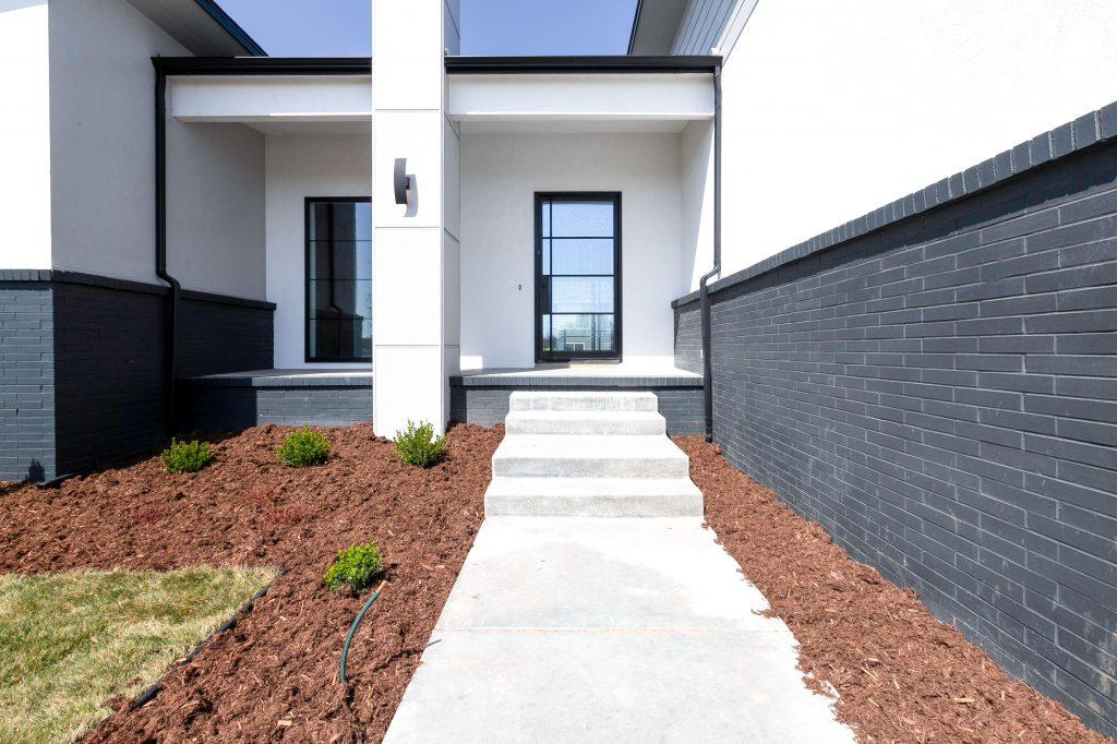 Gunnison Floor Plan Exterior Entry