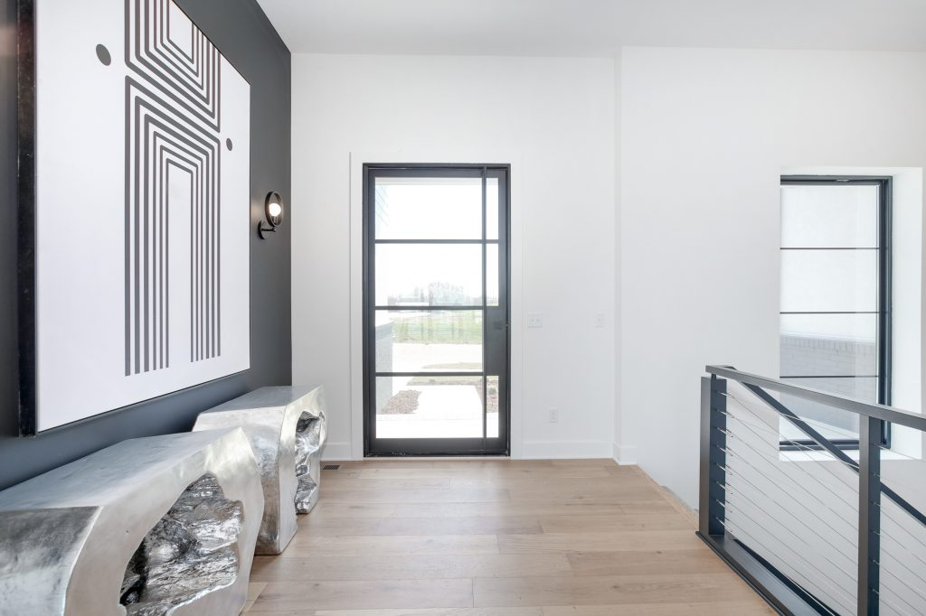 Gunnison Floor Plan Entry
