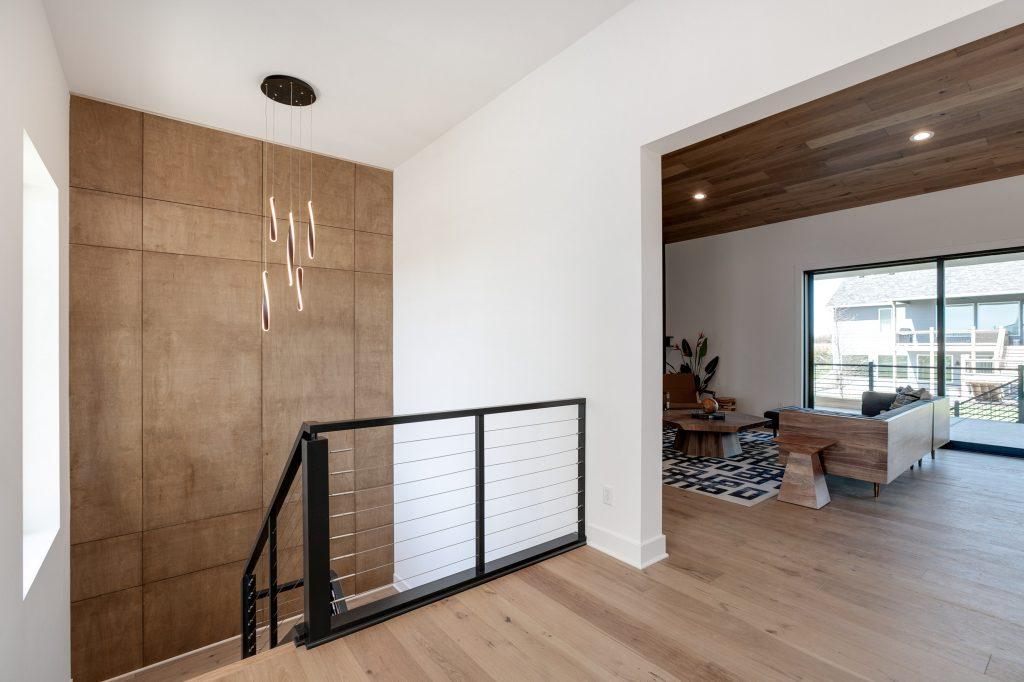 Gunnison Floor Plain Stairway