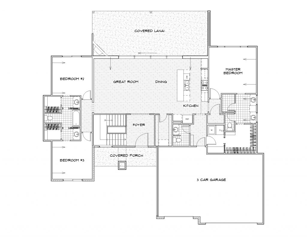 Gunnison Floor Plan