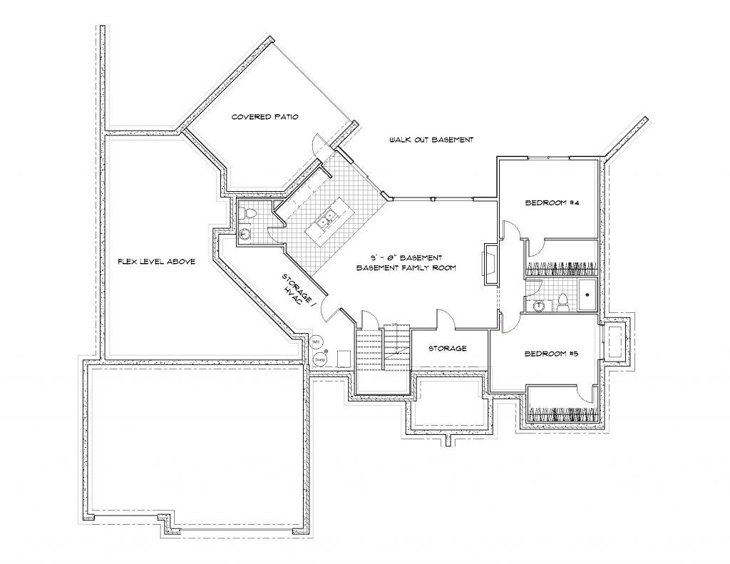 Bayview Foundation Plan