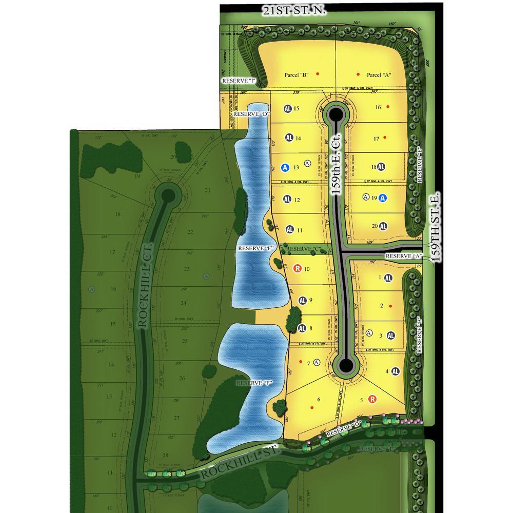 Sweetgrass plat map
