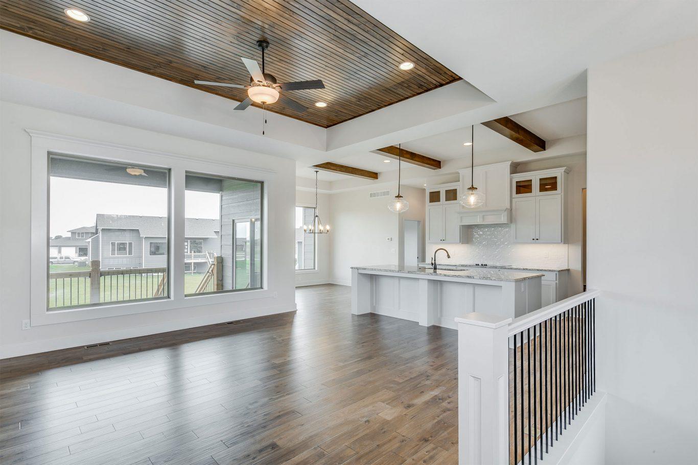 2411 N. Silverdale - Living Room