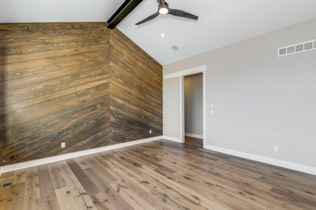 Mandalay Bonus (Large) Floor Plan Master Bedroom Accent Wall