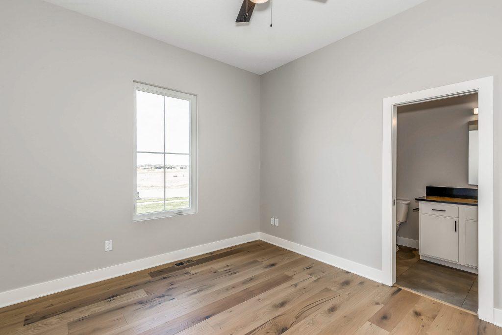 Mandalay Bonus (Large) Floor Plan Bedroom 2 and Bathroom