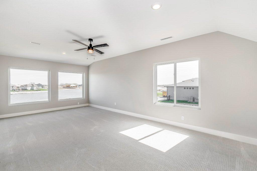 Mandalay Bonus (Large) Floor Plan Upper Level Bedroom