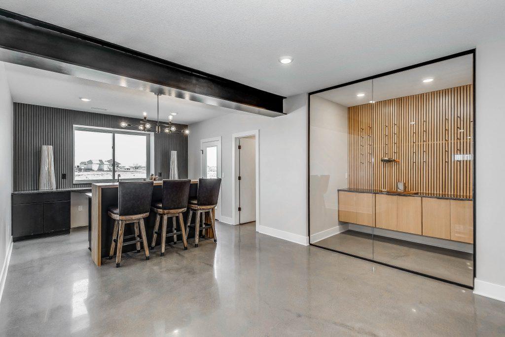 Mandalay Bonus (Large) Floor Plan Bar Area