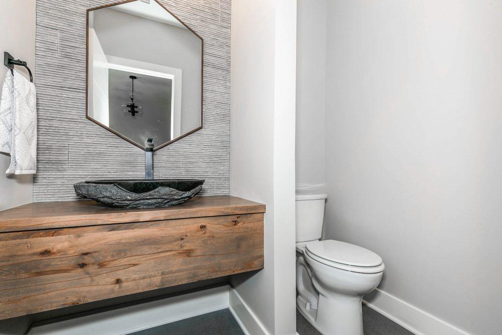 Mandalay Bonus (Large) Floor Plan Half Bathroom