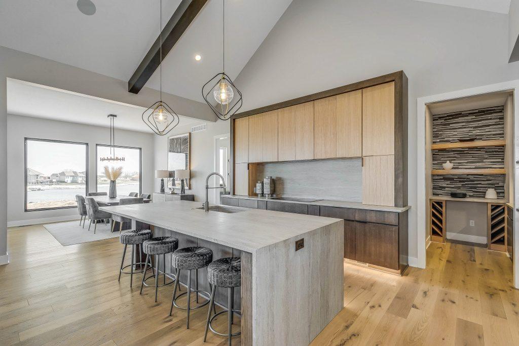 Mandalay Bonus (Large) Floor Plan Kitchen