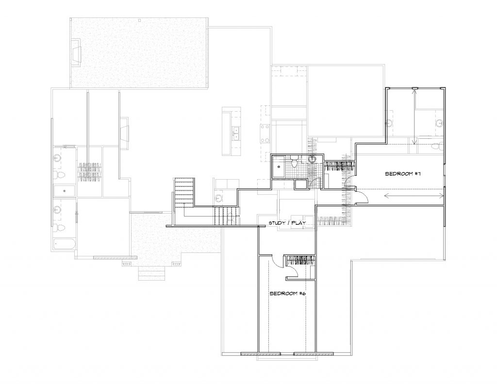 Mandalay Bonus (Large) Upper Level Plan