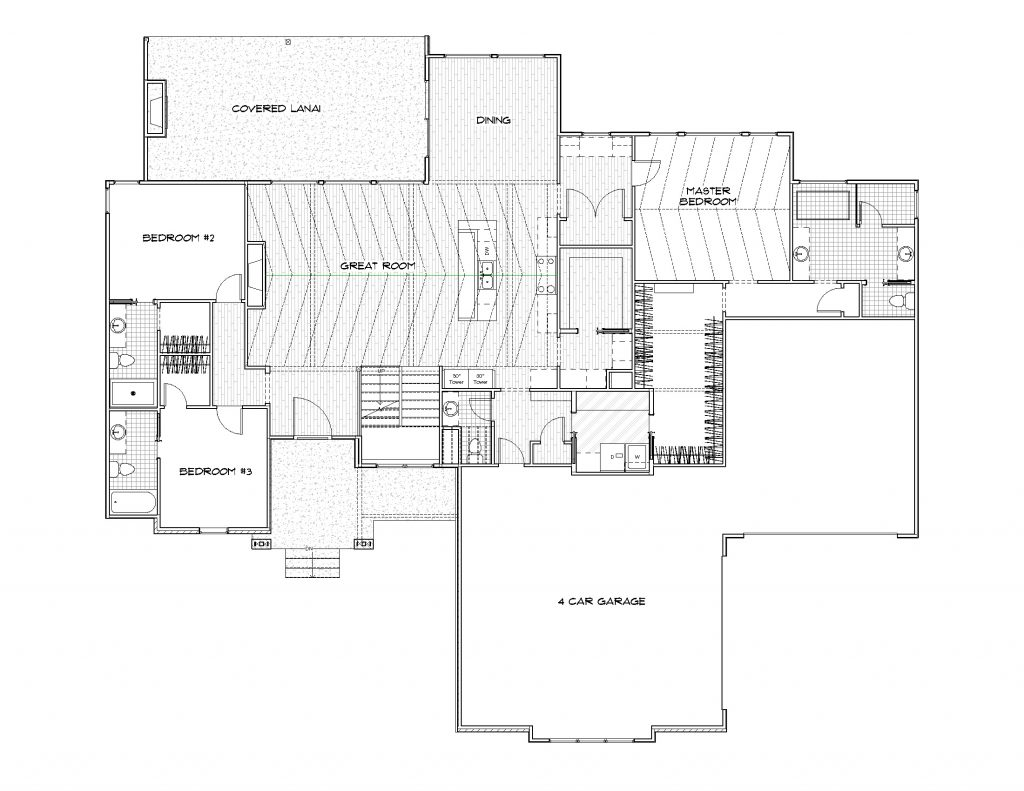 Mandalay Bonus (Large) Floor Plan